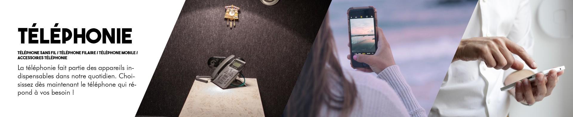 Téléphonie | BlackPanther.fr