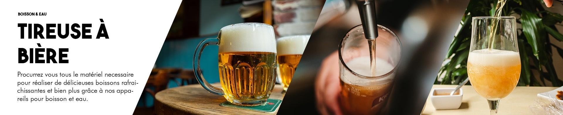 Tireuse à bière - blackpanther.fr