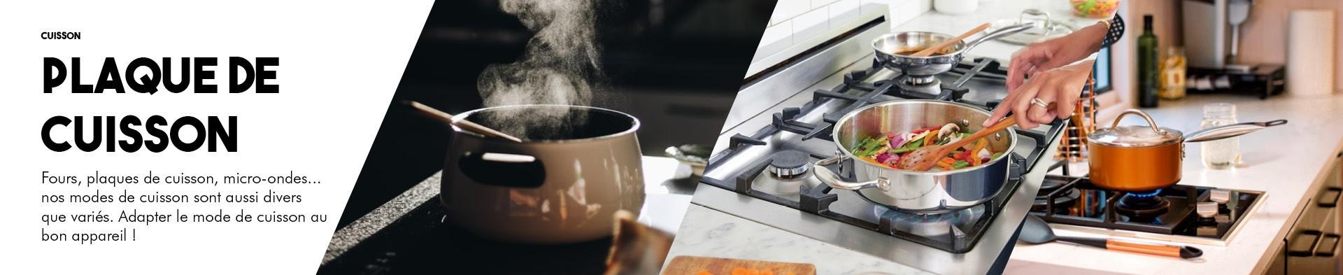 Plaque de cuisson | BlackPanther.fr