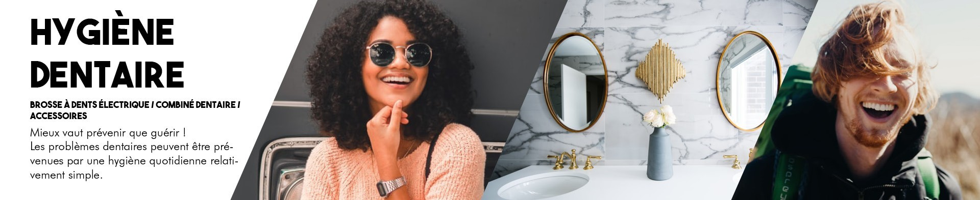 Hygiène dentaire | BlackPanther.fr