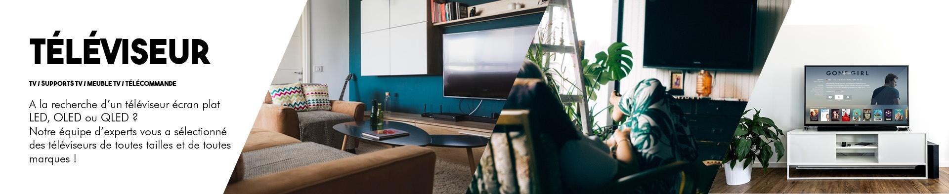 Téléviseurs | BlackPanther.fr